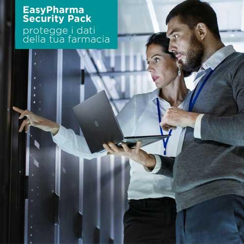Nuovo Security Pack, la soluzione di sicurezza dati per le farmacie EasyPharma